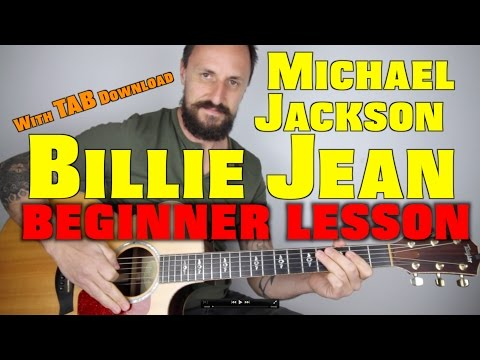 How to play Billie Jean by Michael Jackson