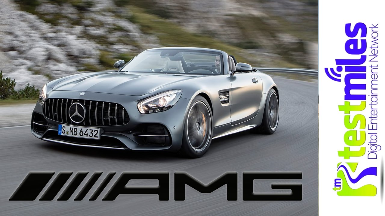 2018 Mercedes Benz Amg Gtc First Drive