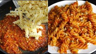घरचय घर पसत सस बनवन कर अस हटलसरख यमम पसत  Pasta Recipe in Marathi  Yummy Pasta