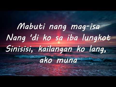 Ako Muna - Yeng Constantino Lyrics HD