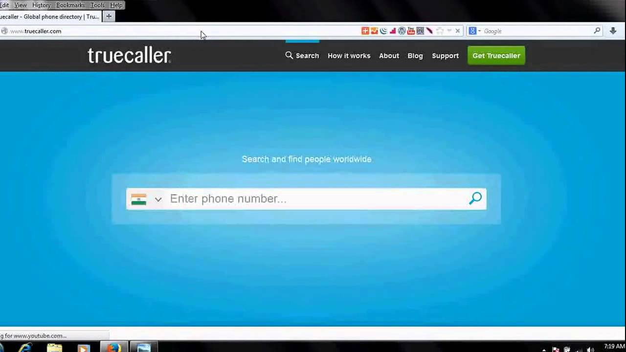 Search Any Cell Phone Number