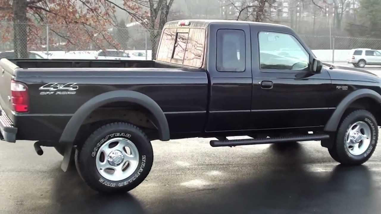 For sale 2001 ford ranger xlt 4 door 4x4 off road only 131k miles stk p6022a www lcford com youtube