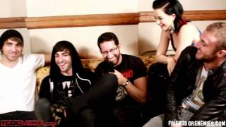 City (Comma) State Interviews All Time Low