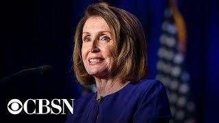 Pelosi announces formal impeachment inquiry, GOP reacts: watch live