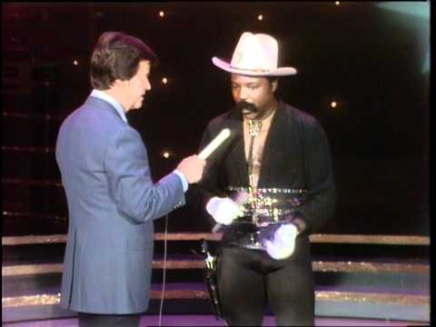 Dick Clark Interviews Frankie Smith- American Bandstand 1981