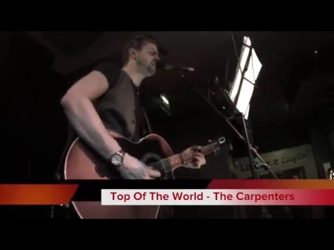 Top Of The World - The Carpenters (Mike Gatto Live Acoustic Cover)