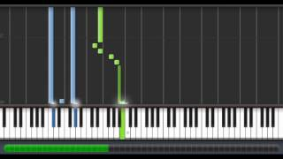 (How to Play) The Pink Panther Theme on Piano (50%)
