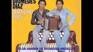 01.EL ALMA EN UN ACORDEÓN - DIOMEDES DÍAZ & JUANCHO ROIS (LA LOCURA 1978)