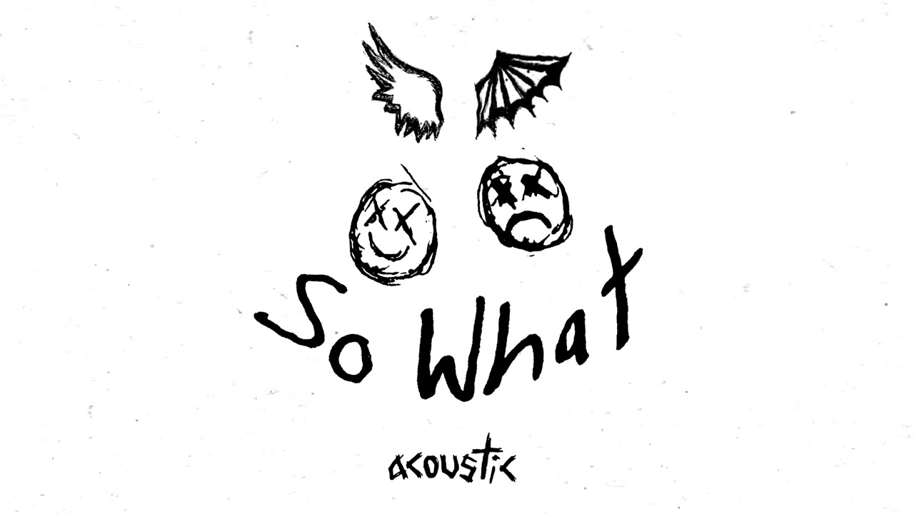 So What Acoustic   jxdn   Shazam