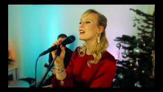 Franziska - White Christmas (Cover) I Wohnzimmer Session