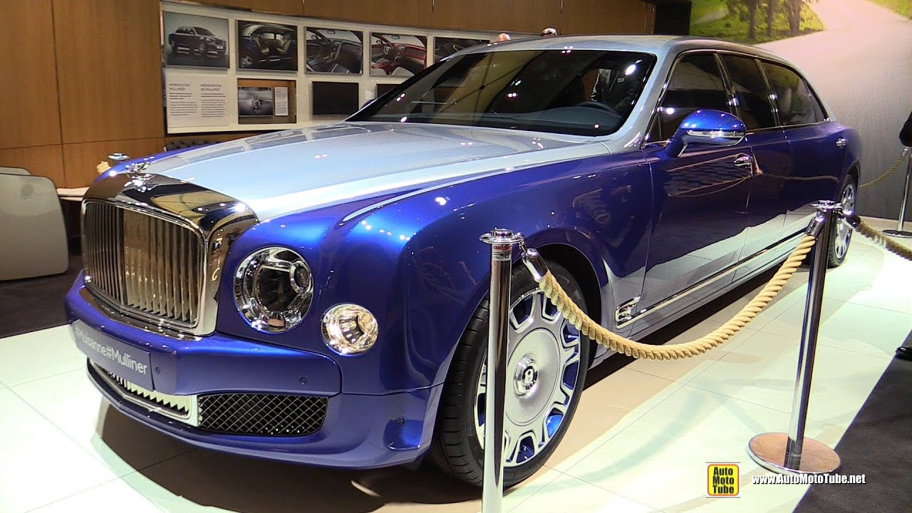 2017 bentley mulsanne grand limousine mulliner exterior. Black Bedroom Furniture Sets. Home Design Ideas