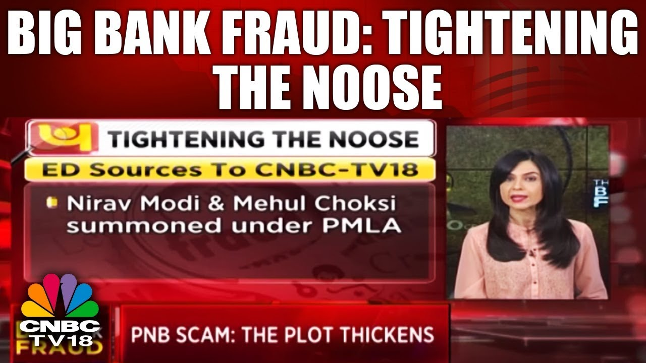 Nirav Modi & Mehul Choksi Scam | THE BIG BANK FRAUD | Tightening the Noose | CNBC TV18