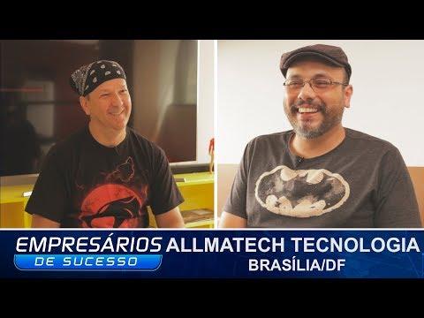 ALLMATECH TECNOLOGIA, BRASÍLIA/DF,EMPRESÁRIOS
