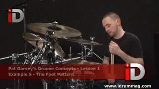 #Drumming Concepts: Groove Construction, Analysis and Application