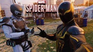 Marvel's Spider-Man Gameplay Walkthrough - The Raft