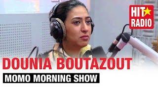 Dounia Boutazout en pleurs en évoquant Mohamed Bastaoui sur HIT RADIO - 17/03/15