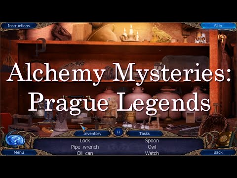 [Alchemy Mysteries: Prague Legends] Achievement: Careful wit