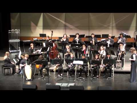 Henry M Jackson High School - Jazz I - Fall Concert 10/30/2014 - Chili Today, Hot Tamale