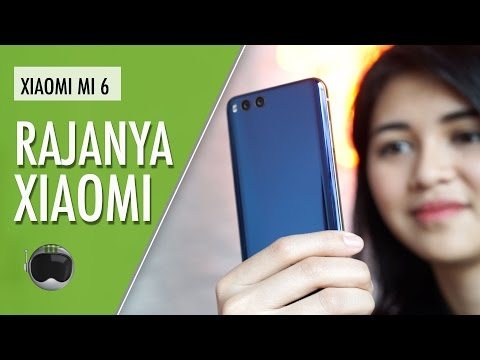 Xiaomi Mi 6 Review Indonesia: Penantang iPhone 7 Plus