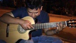 Nữ Nhi Tình - guitar solo