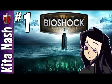 Bioshock Remastered Gameplay PART 1: WELCOME TO RAPTURE |Bioshock Collection Let's Play Walkthrough