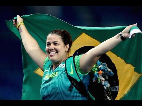 Athletics | Women's Shot Put - F35 Final  | Rio 2016 Paralympic Games
