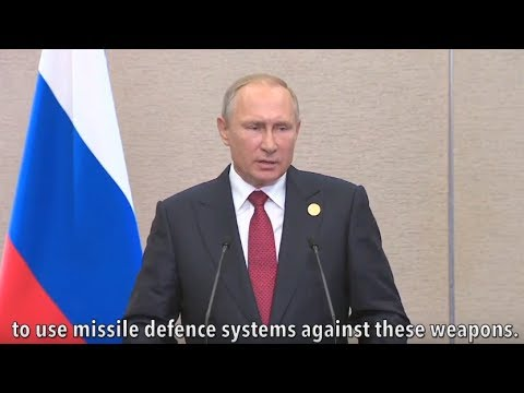Putin: North Koreans Would Rather Eat Grass Than Give Up Nukes, If They Don