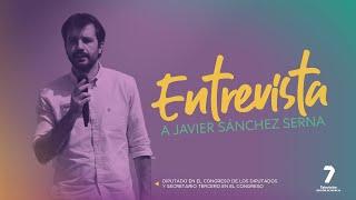 Entrevista completa a Javier Sánchez Serna en la 7rm