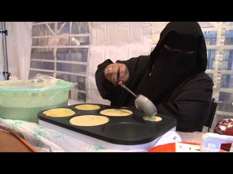 COP18/CMP8, Doha - Cooking Qatari Healthy food