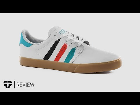 Adidas Seeley Court Skate Shoes Review YouTube