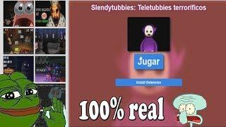 ¿Como Jugar Slendytubbies Sin Descargar Nada? -- JULINWORLD 15
