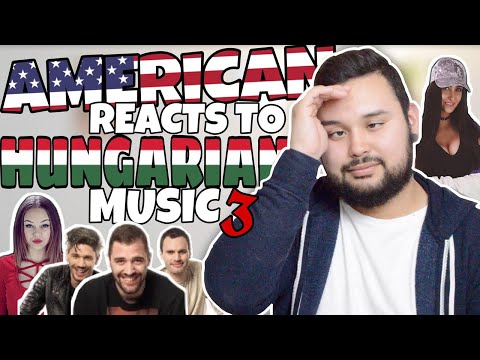 American REACTS  Hungarian  3