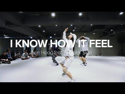 I Know How It Feel - Ace Hood ft. Ty Dollar $ign / Mina Myoung Choreography