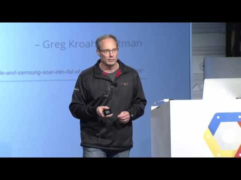 Google Cloud Platform Live: Google Computing and Open Source Technologies