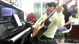 Xin Cho Đời Tôi - trung tâm nhạc Thánh Tâm Biên Hòa