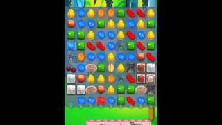 Candy Crush Saga Level 413 iPhone No Boosts
