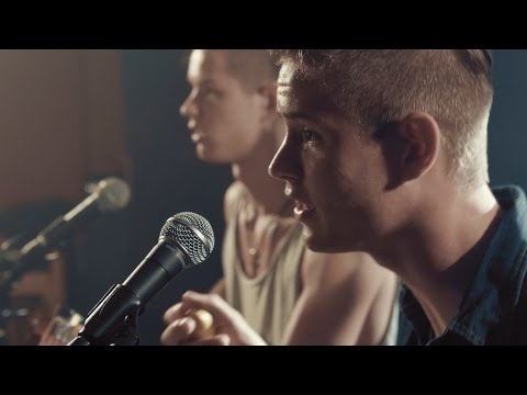 """""""Rather Be"""" - Clean Bandit - George Twins Cover"""