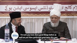 This Week With Huzoor - 14 February 2020