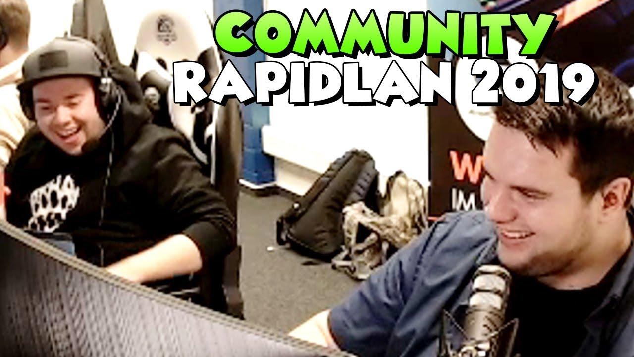 Download Community LAN im größten Lanhaus Deutschlands! 😍 - TrilluXe RapidLAN Vlog 2019