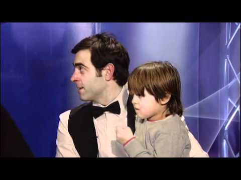 RONNIE O'SULLIVAN vs DING JUNHUI  UK MASTERS SNOOKER 2012  POST MATCH INTERVIEW