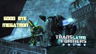 Transformers Prime Beast Hunters Soundtrack - Three Shots (Bumblebee Death)