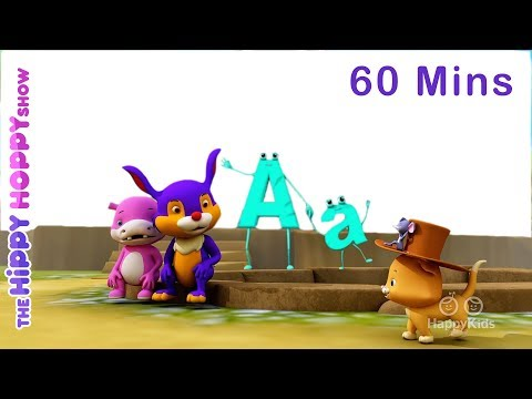 ABC Song And More Phonics Song   3D Nursery Rhymes for Kids and Children I 60 Mins Baby Songs