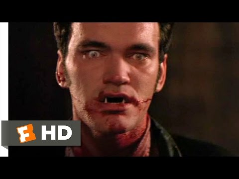 From Dusk Till Dawn (8/12) Movie CLIP - Richie Rises (1996) HD
