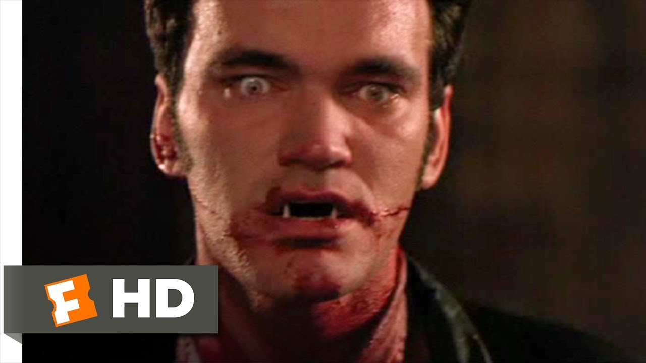 Download From Dusk Till Dawn (8/12) Movie CLIP - Richie Rises (1996) HD