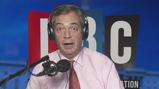 The Nigel Farage Show: Has Labour become a remain party? Live LBC - 18th December 2017