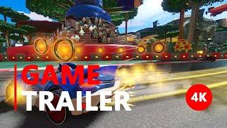 Team Sonic Racing - Tokyo Game Show 2018 | 4K