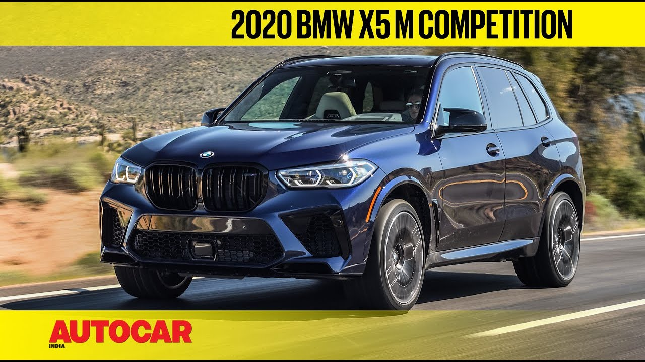 Bmw S Most Powerful Suv 2020 X5 M Competition First Drive Autocar India Youtube