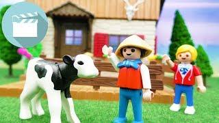 Plamobil Film Deutsch | MARVIN besucht MATZE zu Hause und macht nur STRESS! Playmobil Familie Fun