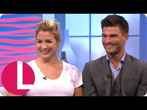 Strictly's Gemma Atkinson Confirms She's Just Pals With Gorka Marquez | Lorraine