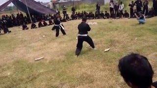 PSHT- Sambung Warga PSHT Acara Pengambilan Sabuk Di Rajeg Tangerang